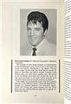 1970 Jaycees Ten Outstanding Young Men of America Program Featuring Elvis Presley