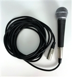 "Elvis Presley Shure Model ""SM58"" Microphone and Cord Used in the Film <em>Elvis: Thats the Way It Is</em> – Acquired from A Sound Technician That Worked on the Film!"