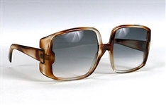 Elvis Presley Owned Tortoise Shell Sunglasses Gifted to His Cousin Billy Smith – Former Mike Moon Collection