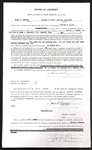 "1958 Elvis Presley Signed ""Power of Attorney"" Document Signed Just Days Before His Army Induction"