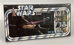 "1977 Kenner ""Star Wars Escape from The Death Star"" Board Game - Still Sealed in Pictorial Box!"