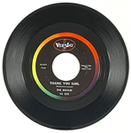 "1963 Vee Jay Records Beatles ""From Me To You""  45 RPM Single - NM Condition - One of the Earliest Beatles Records Produced!"