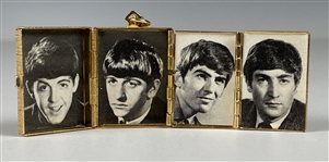 1964 NEMS Beatles Photo Locket - A High Grade Example!