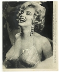 Collection of 27 News Service and Studio-Issued Photographs of Marilyn Monroe from <em>The Seven Year Itch</em>, <em>Bus Stop</em>, <em>How to Marry a Millionaire</em> and other Films