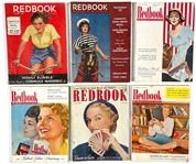 Collection of 1930s to 1940s Womens Magazine Collection of 28 Including <em>Redbook</em>, <em>The American</em> and <em>Liberty</em>