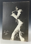 "1971 ""All Star Shows"" Elvis Presley Promotional Poster Counter Card – Used at Las Vegas and Sahara Tahoe Concerts"