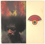 1969 <em>Jimi Hendrix Electric Church – A Visual Experience</em> U.S. Concert Tour Program