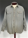 "Leonardo DeCaprio Screen Worn Prison Uniform as ""Frank Abagnale, Jr. from the Film <em>Catch Me if You Can</em>"