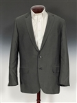Will Smith as Muhammad Ali Screen Worn Grey Suit from the 2001 Film <em>Ali</em>