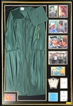 "Tobey Maguire as ""Peter Parker"" Screen Worn Graduation Cap and Gown from 2002 Film <em>Spider-Man</em> with COA from Columbia Pictures"
