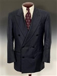 Robert Redford Screen Worn Suit, Shirt, Tie and Belt from the 1993 Film <em>Indecent Proposal</em>