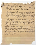 "Johnny Cash Handwritten Lyrics for ""Last Night I Had the Strangest Dream"" Plus Signed 8x10 Photo"