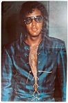 "1971 ""Pace International"" (English) Elvis Presley Oversized Poster – 33 x 51 Inches!"